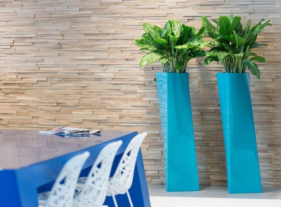 Aglaonema in Twist planters