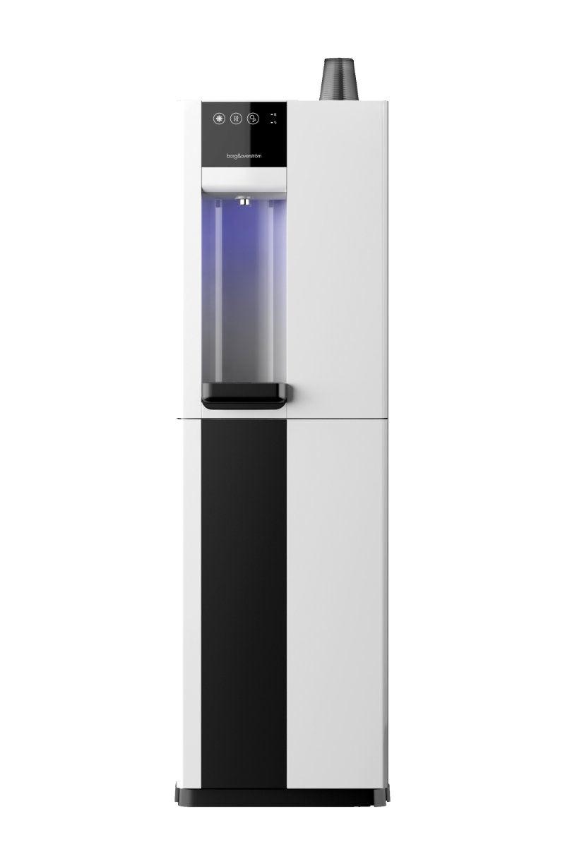 B3 Borg Overstrom Floorstanding White