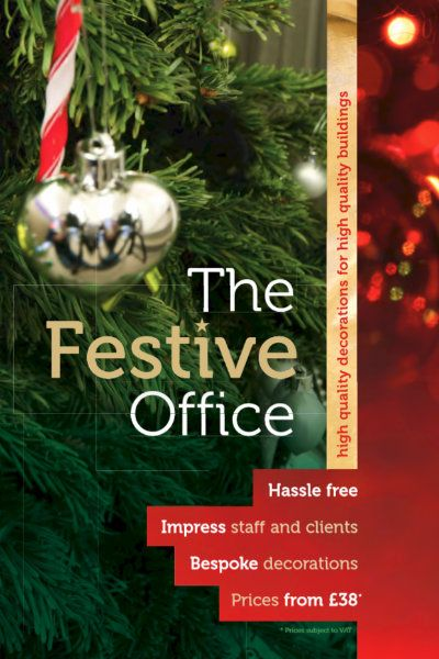 Christmas by The Green Office