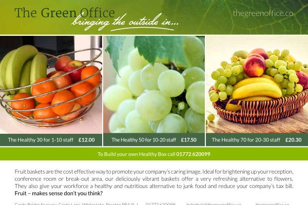 Fruit From The Green Office