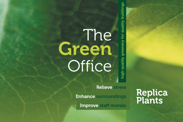The Green Office Replica Plants