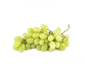 punnet green grapes