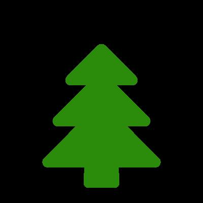 7-8ft Christmas Tree